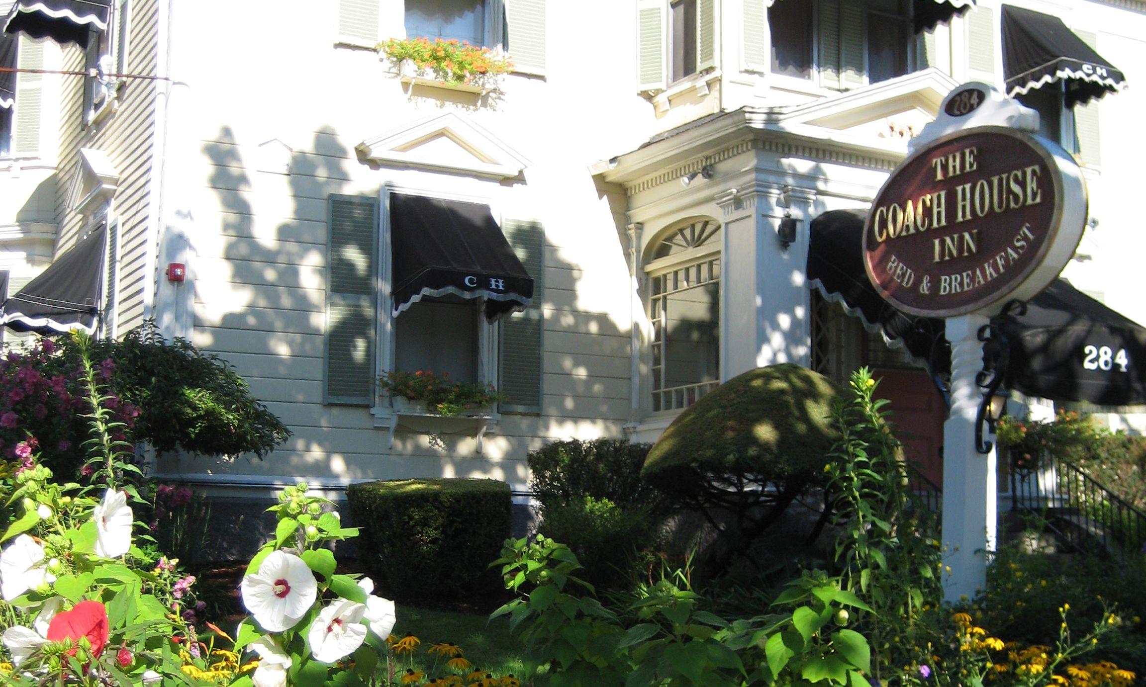 Coach House Inn Salem, MA Coach house, Salem, Inn