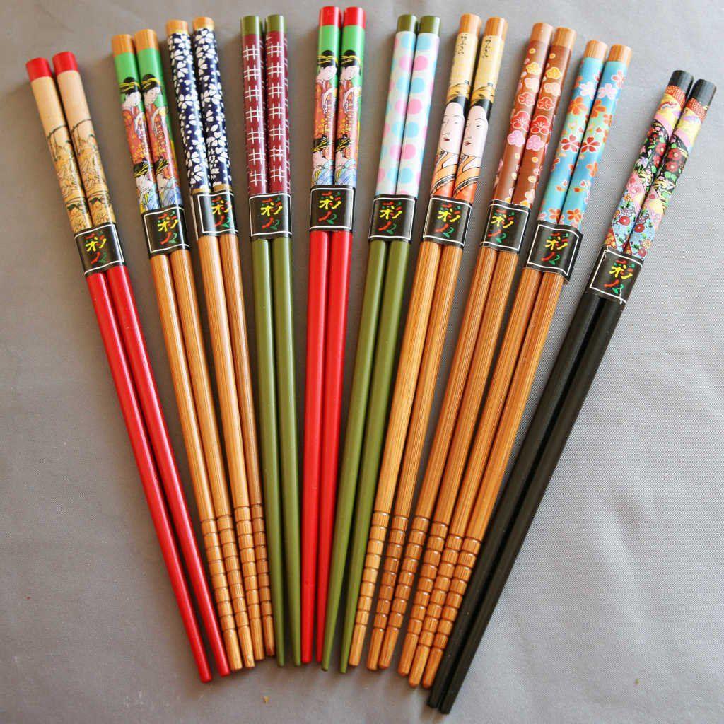 Asian restaurant supply chopsticks