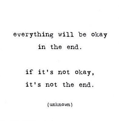 Quote - Unquote post