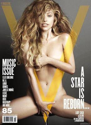 #LadyGaga #Covers #Magazines #BOGUE