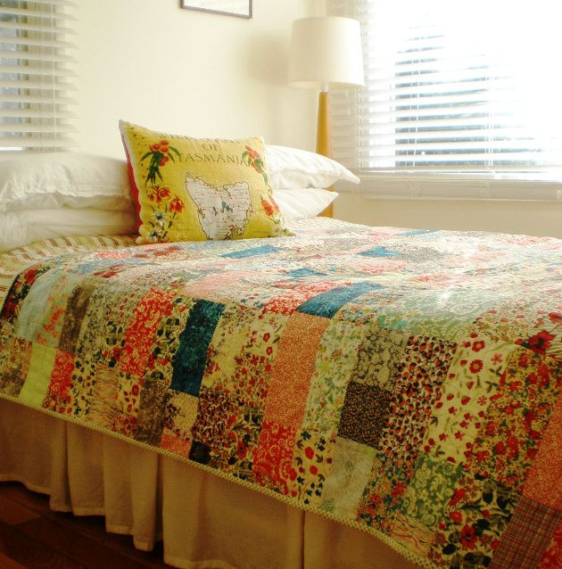 Jo's Liberty Fabric Quilt | Duckcloth...find fabric suppliers and ... : liberty quilting fabric - Adamdwight.com