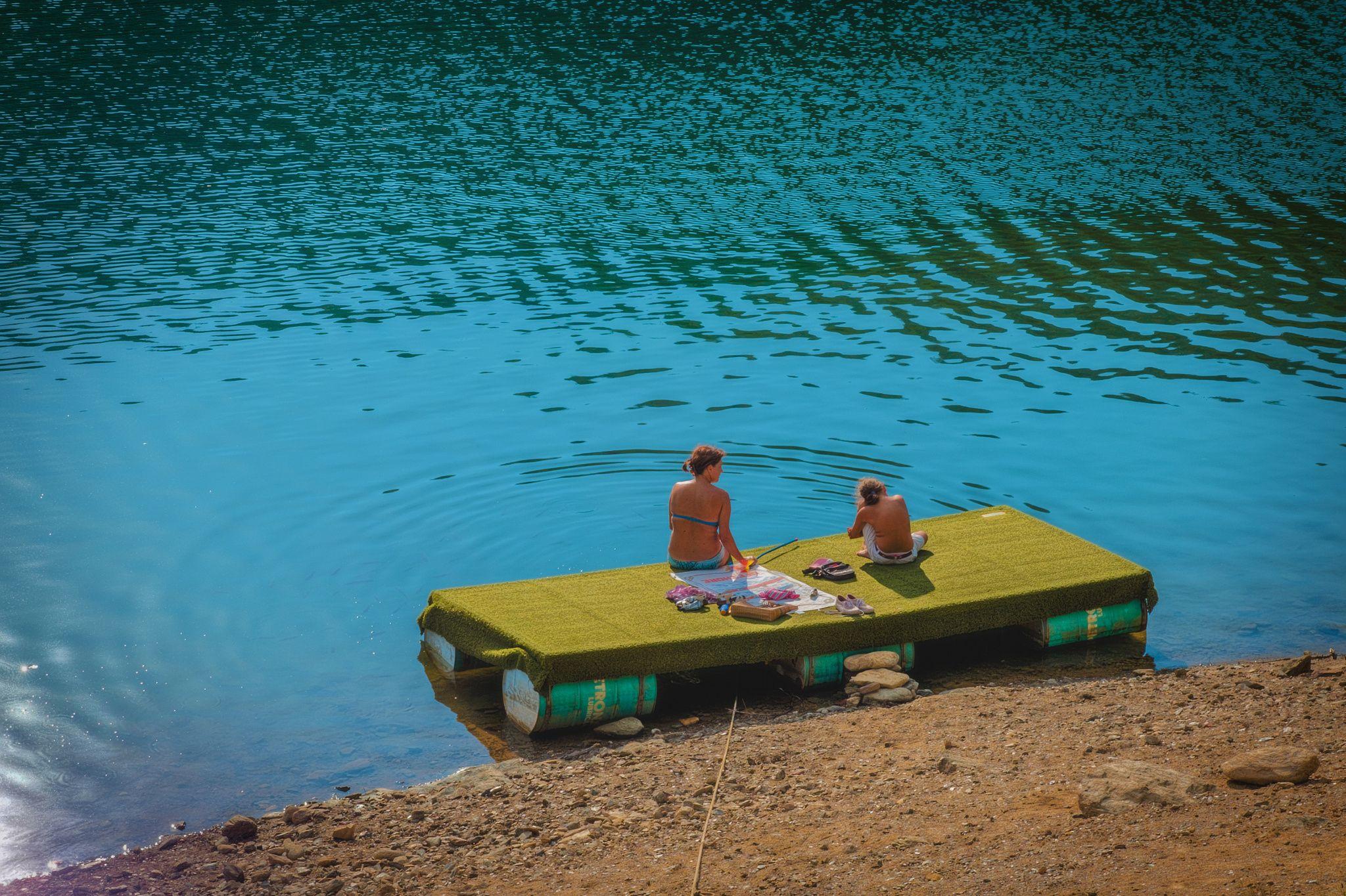 Last days of Summer - Lago di Osiglia (Val Bormida, Italy)