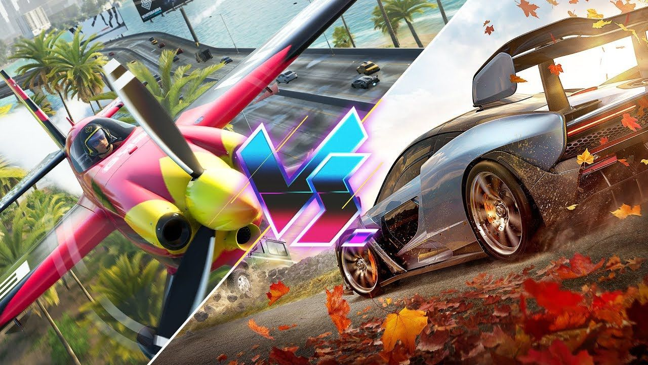 Forza Horizon 4 Vs The Crew 2 Which Is Right For You Forza Horizon Forza Horizon 4 Forza