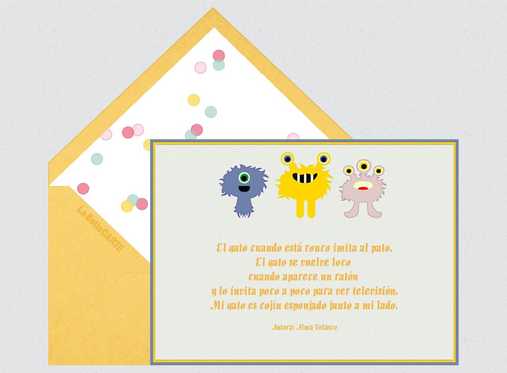 Tarjetas de cumpleaños para niños, tarjetas de cumpleaños para niñas, invitaciones de cumpleaños