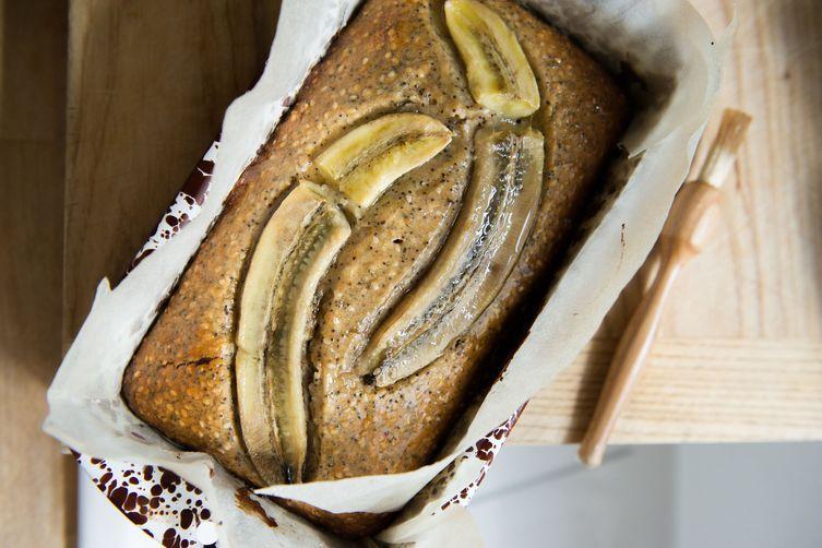 anna sharypova banana bread