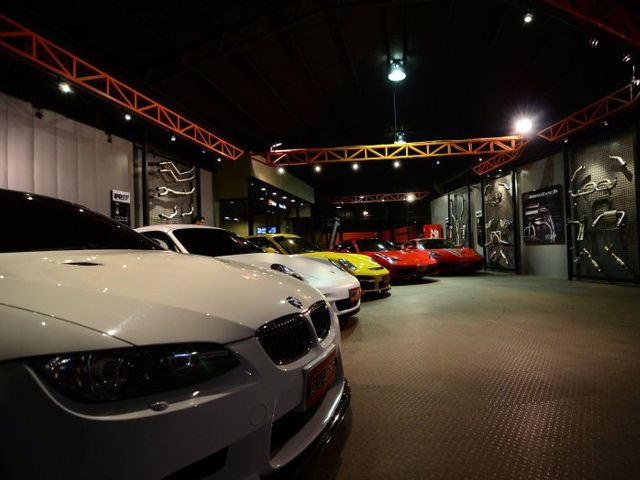 The Ultimate Garages For Exotic Cars Cars Pinterest Ultimate
