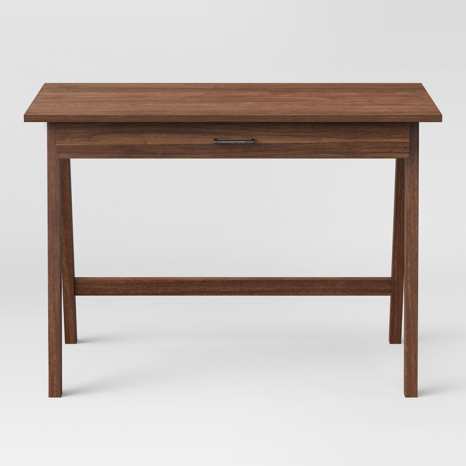 Paulo Wood Writing Desk With Drawers Project 62 Writing Desk With Drawers Wood Writing Desk Desk With Drawers
