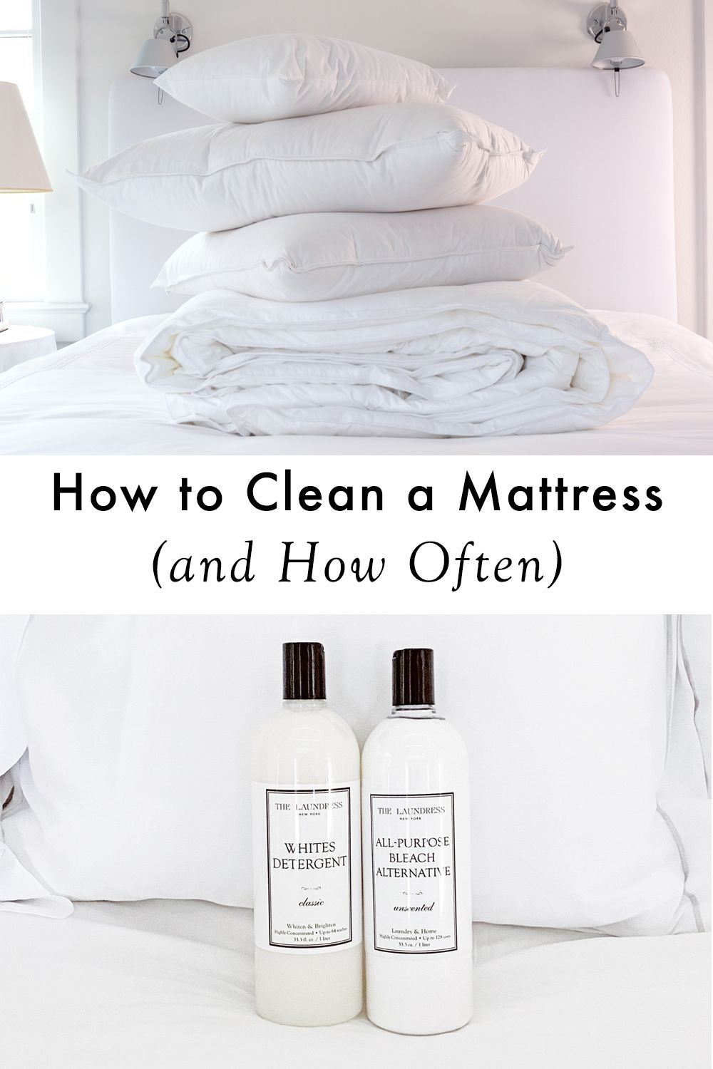 How to Clean Your Mattress  Mattress cleaning, Cleaning, Diy