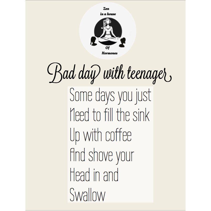 coffee quote zen in house of hormones blog teenager quotes