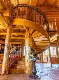 Best Image Result For Log Cabin Stairs Luxury Log Cabins 400 x 300