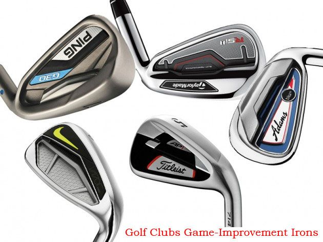 Golf Clubs Game-Improvement Irons is the greatest golf club.