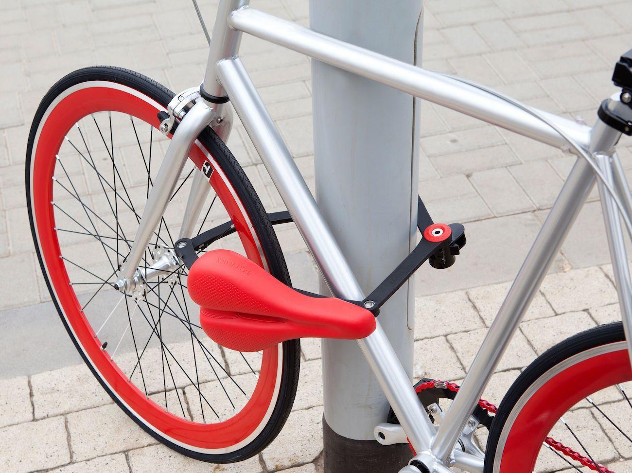 Seatylock Anti Theft Bicycle Saddle Bike Lock Bicycle Lock