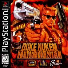 Duke Nukem Time To Kill Psx Iso Rom Playstation Classic Video