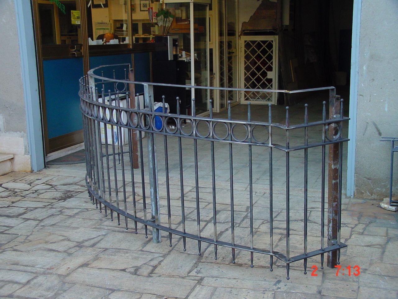 Divisori In Plastica Per Terrazzi balconi in ferro (con immagini) | ringhiere in ferro