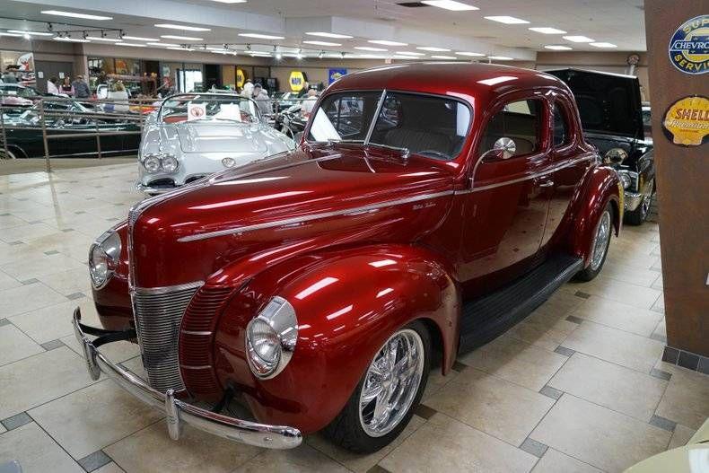 1940 Ford Deluxe for sale 2224818 Hemmings Motor News