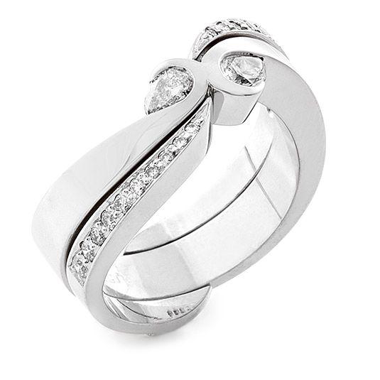 Product Search Uwe Koetter Bespoke Jewellery Design White Gold Diamond Rings Jewelry