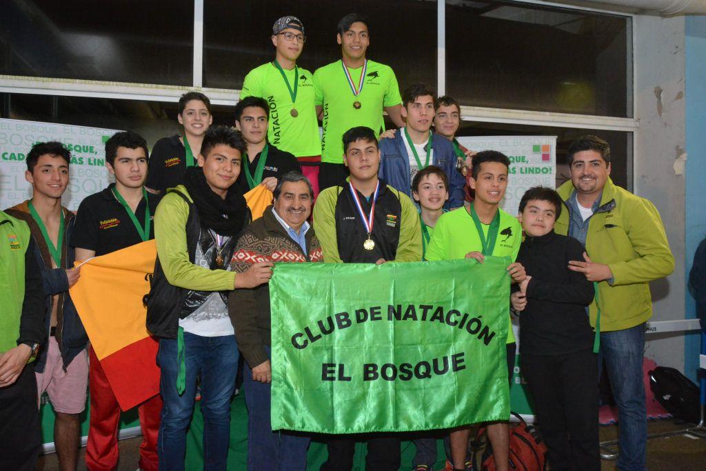 Torneo Copa El Bosque 2016