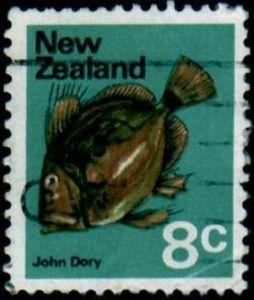 John Dory (Zeus japonicus)