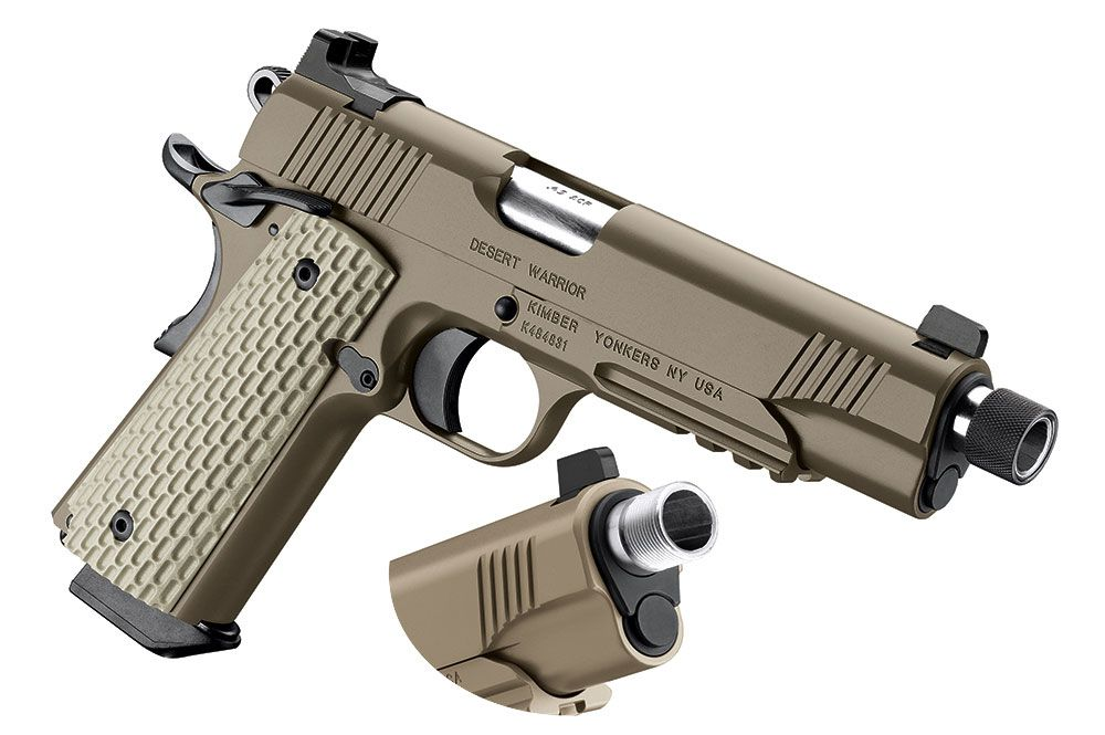 Great New Handguns for 2015