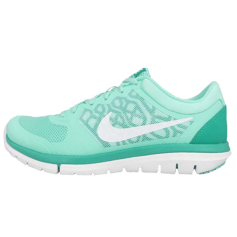huge selection of 9518b f8963 Wmns Nike Flex 2015 RN MSL Green Teal White Womens Running Shoes Runner  Sneakers http