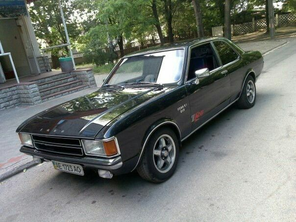 Ford Granada Youngtimer Automobil Ford