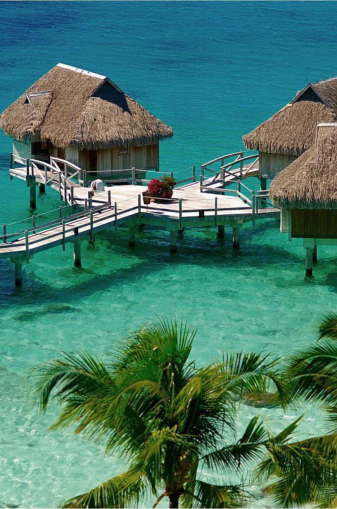 Vista del Sofitel Bora Bora Motu   Beaches & Islands