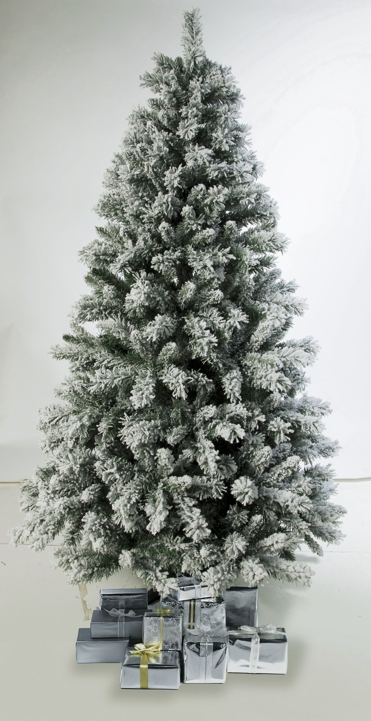 new product bf0a2 1d1a9 Home 6ft Pre-Lit Snow Tipped Christmas Tree - Green ...