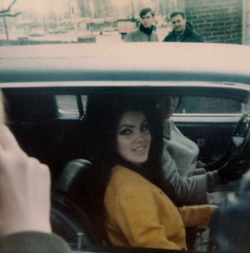 More And More Car Photos Part 2 Elvis And Priscilla Priscilla