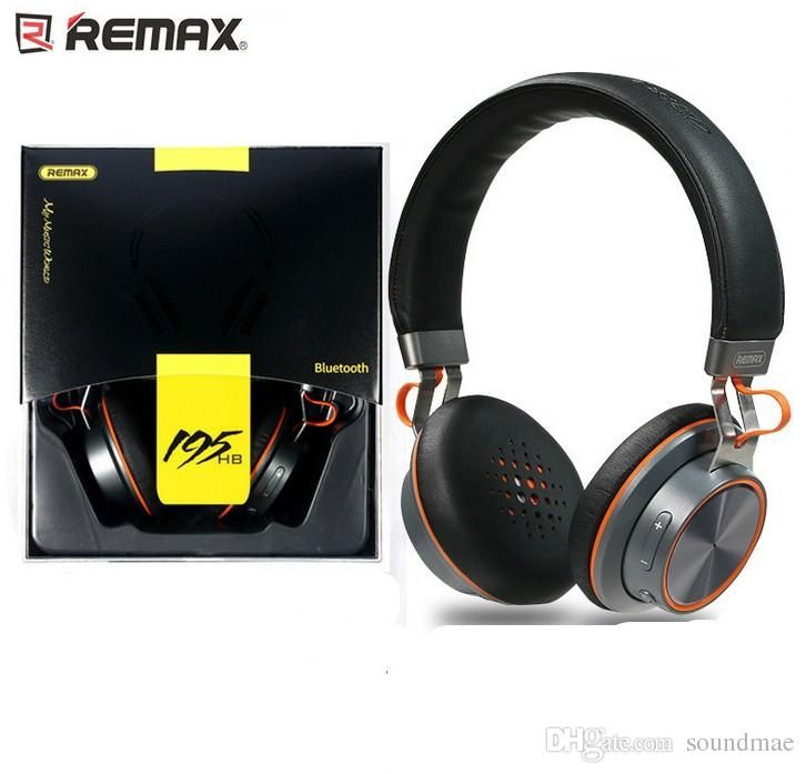 Remax Rb 195hb Wireless Stereo Bluetooth Headphone In Bangladesh Bluetooth Headphones Wireless Headphones Headphones