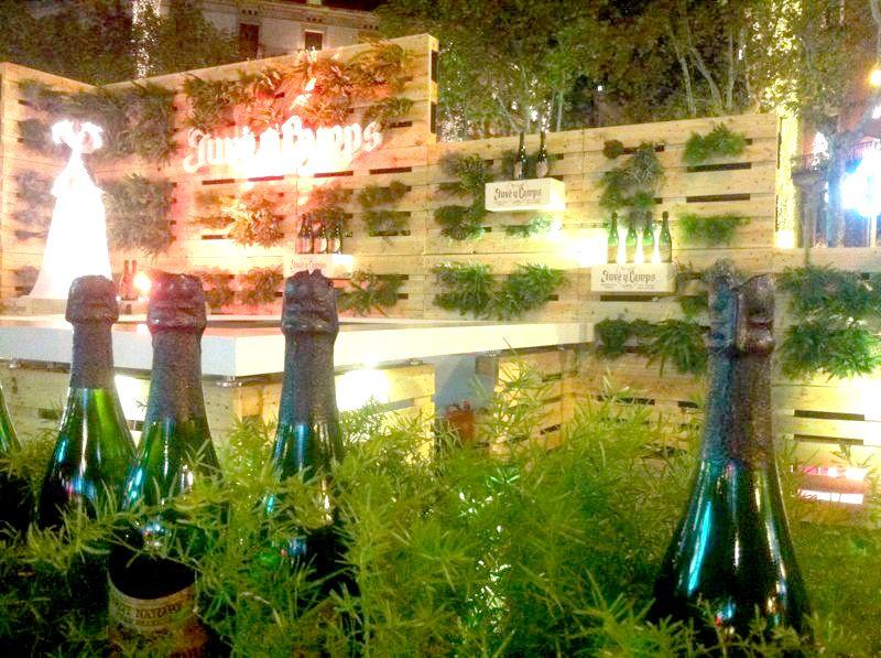Stand cava 01 http://lacompaniaestudio.wordpress.com/2012/12/13 ...