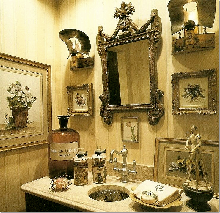 English Country Bathroom Designs: Pin By Kathy Copenhaver On Home