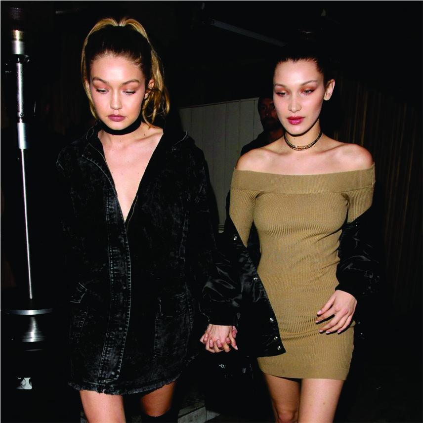 709cc4269cd12 Que Gigi e Bella Hadid são it girls super estilosas e ousadas, nós já  sabemos