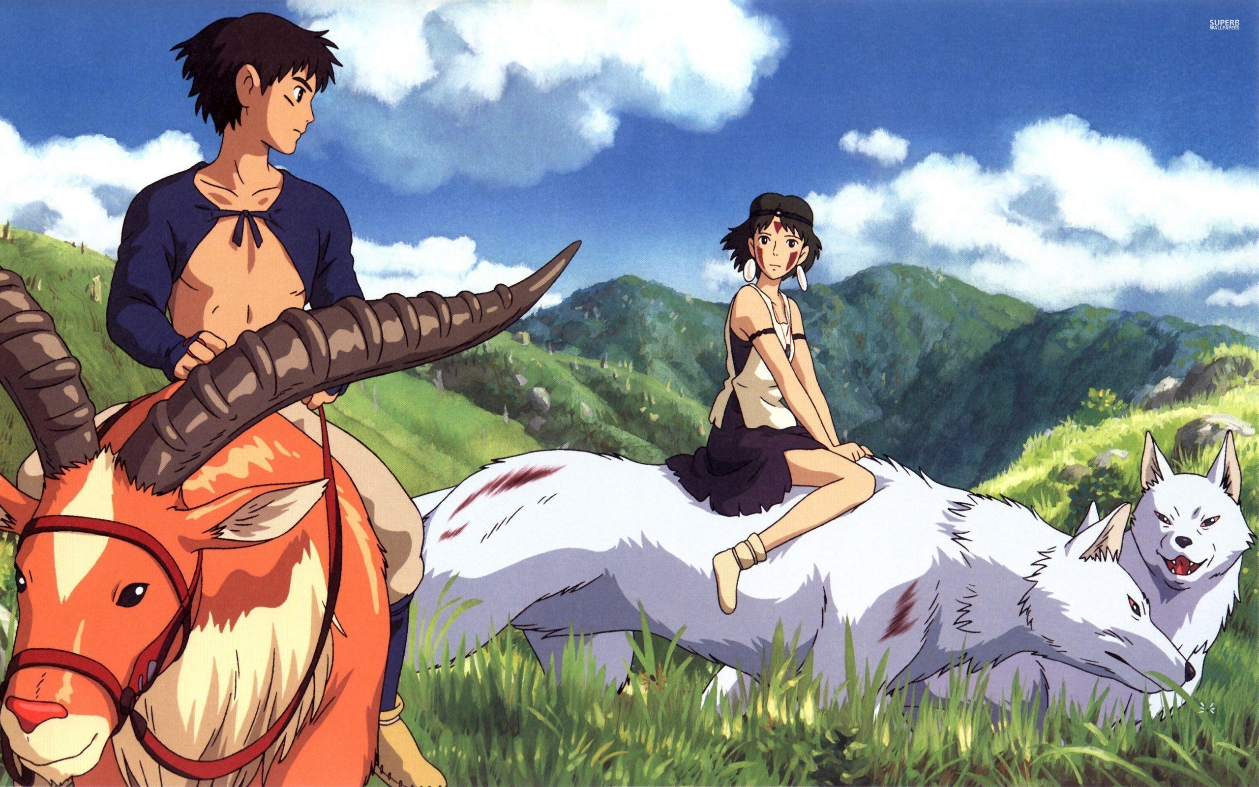 Pin On Ghibli Wallp