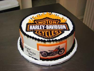 Harley With Images Buttercream Icing Cake Decorating Butter