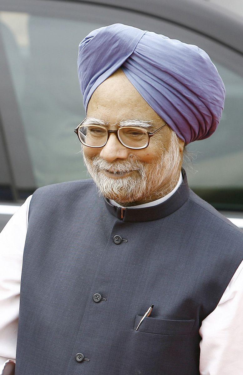 Sardar Manmohan Singh Prime Minister of India http//en