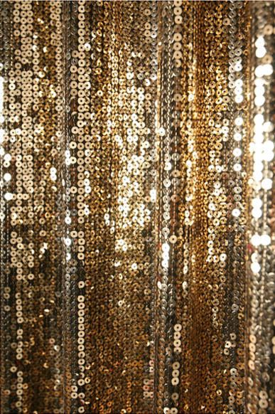 Wallpaper For Girls Room Uk Gold Sequins Beaded Curtain Drapery Panel Room Divider