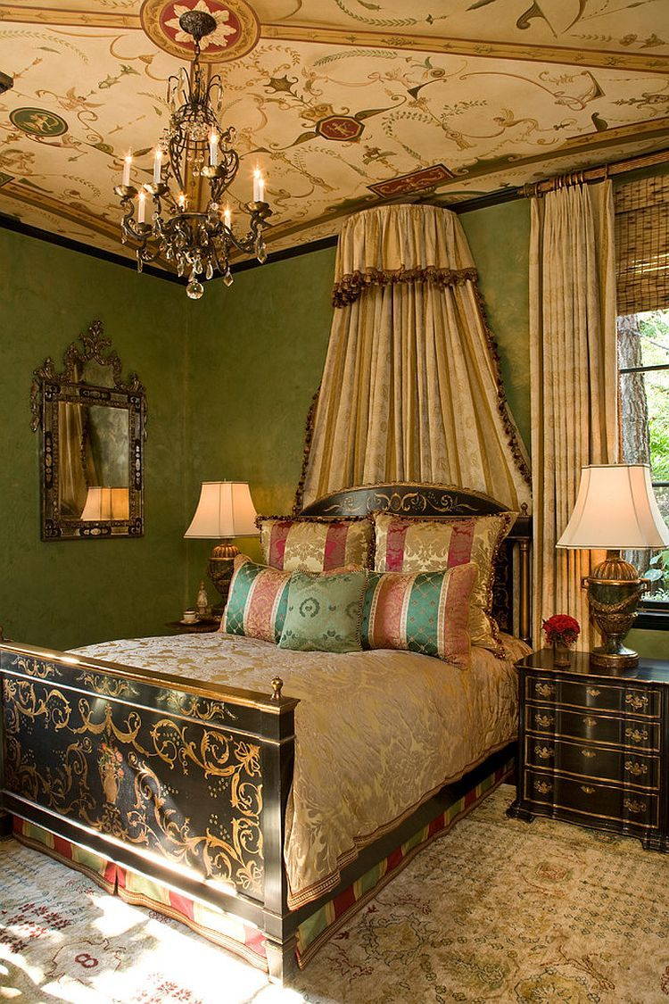 Stylish And Classy Shabby Chic Bedrooms Decorating Ideas Victorian Bedroom Classic Bedroom Design Bedroom Design