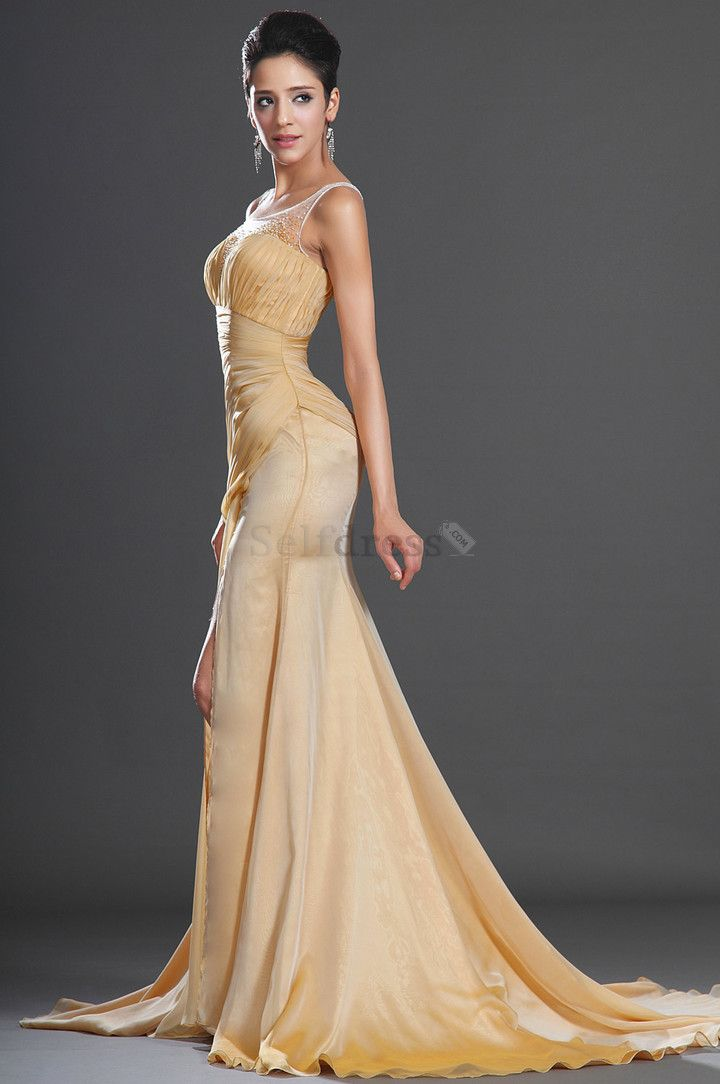 glamorous dresses | ... Fall Glamorous & Dramatic Spring Pleated ...