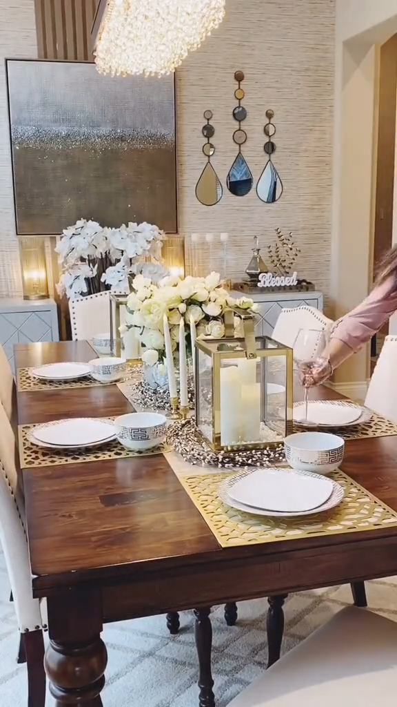 Table Decoration - Dining Ideas Classic