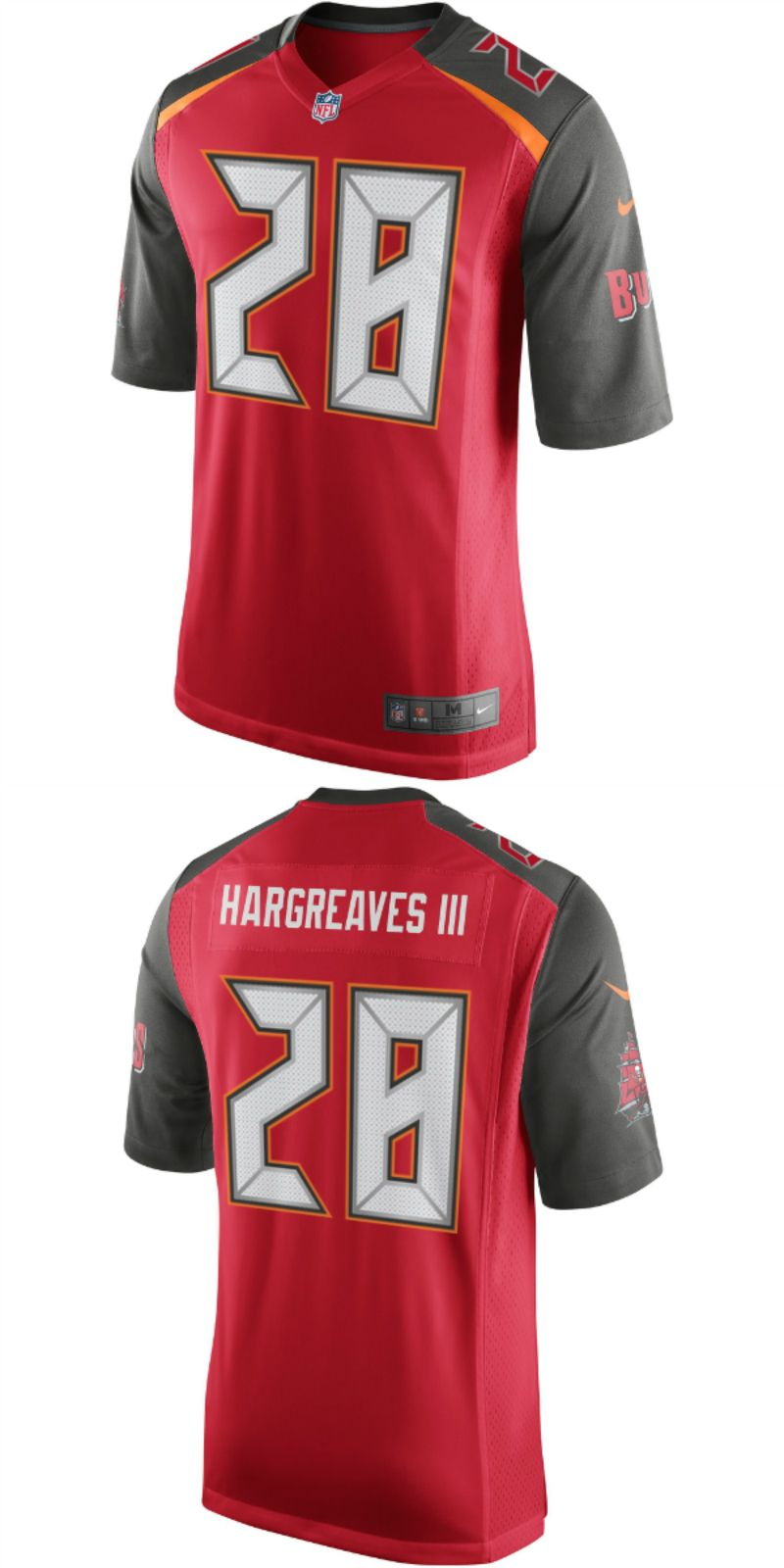 sale retailer f9c44 90325 UP TO 70% OFF. Vernon Hargreaves III Tampa Bay Buccaneers ...