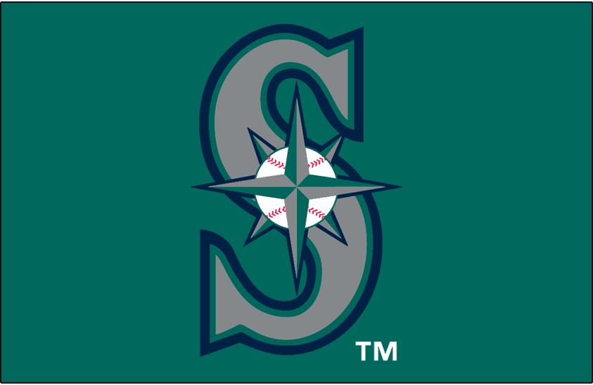 Seattle Mariners Cap Logo Seattle Mariners Mariners Seattle