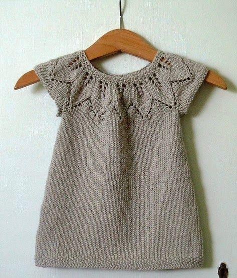 Patron para hacer blusa de niña a crochet - Moldes Gratis | Tejidos ...