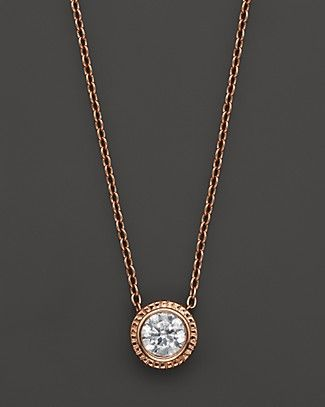 Pin By Vanessa Hodge On The Day Diamond Solitaire Necklace Solitaire Pendant Necklace Jewelry