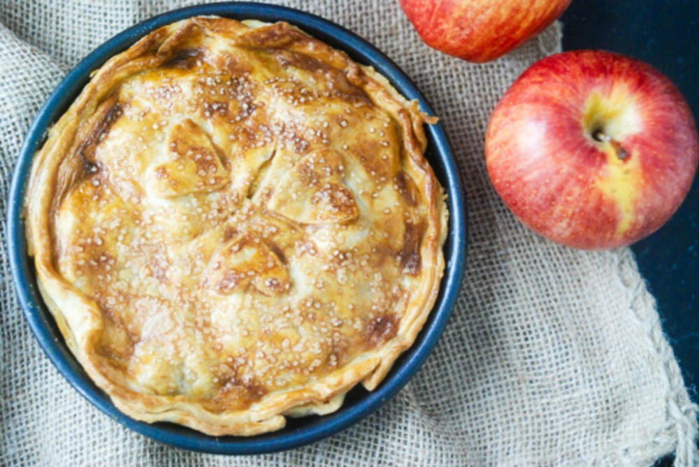 AirFryer Apple Pie Recipe in 2020 Air fryer recipes
