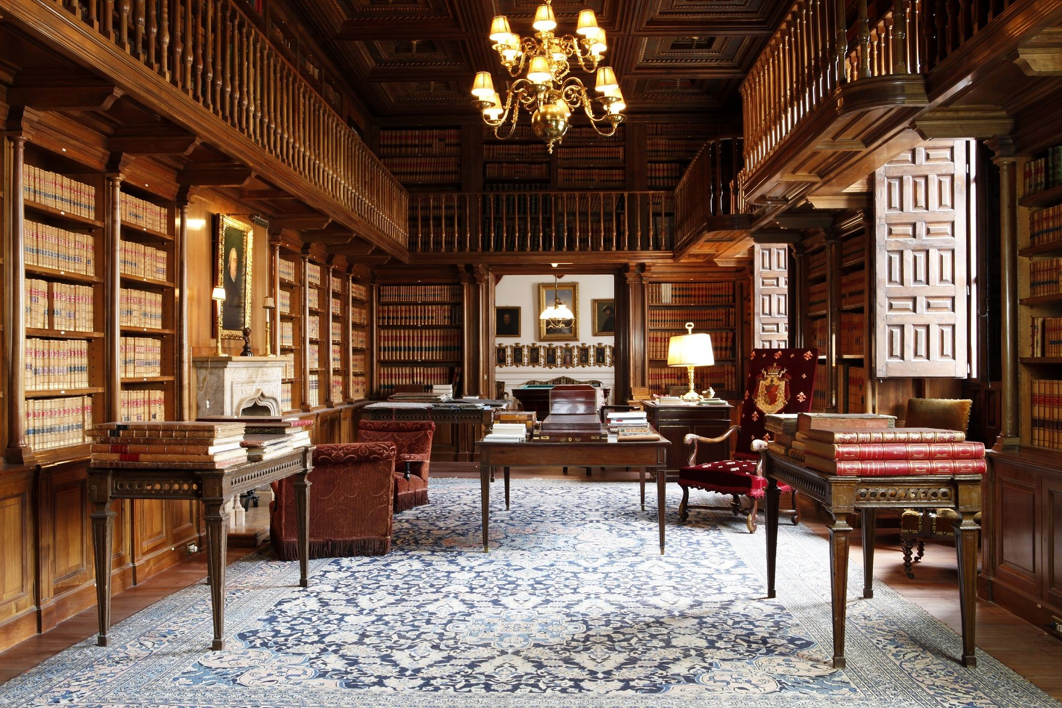 Palacio De Villahermosa Http Www Palaciodevillahermosa Com Wp  # Muebles Duquesa Villahermosa Zaragoza