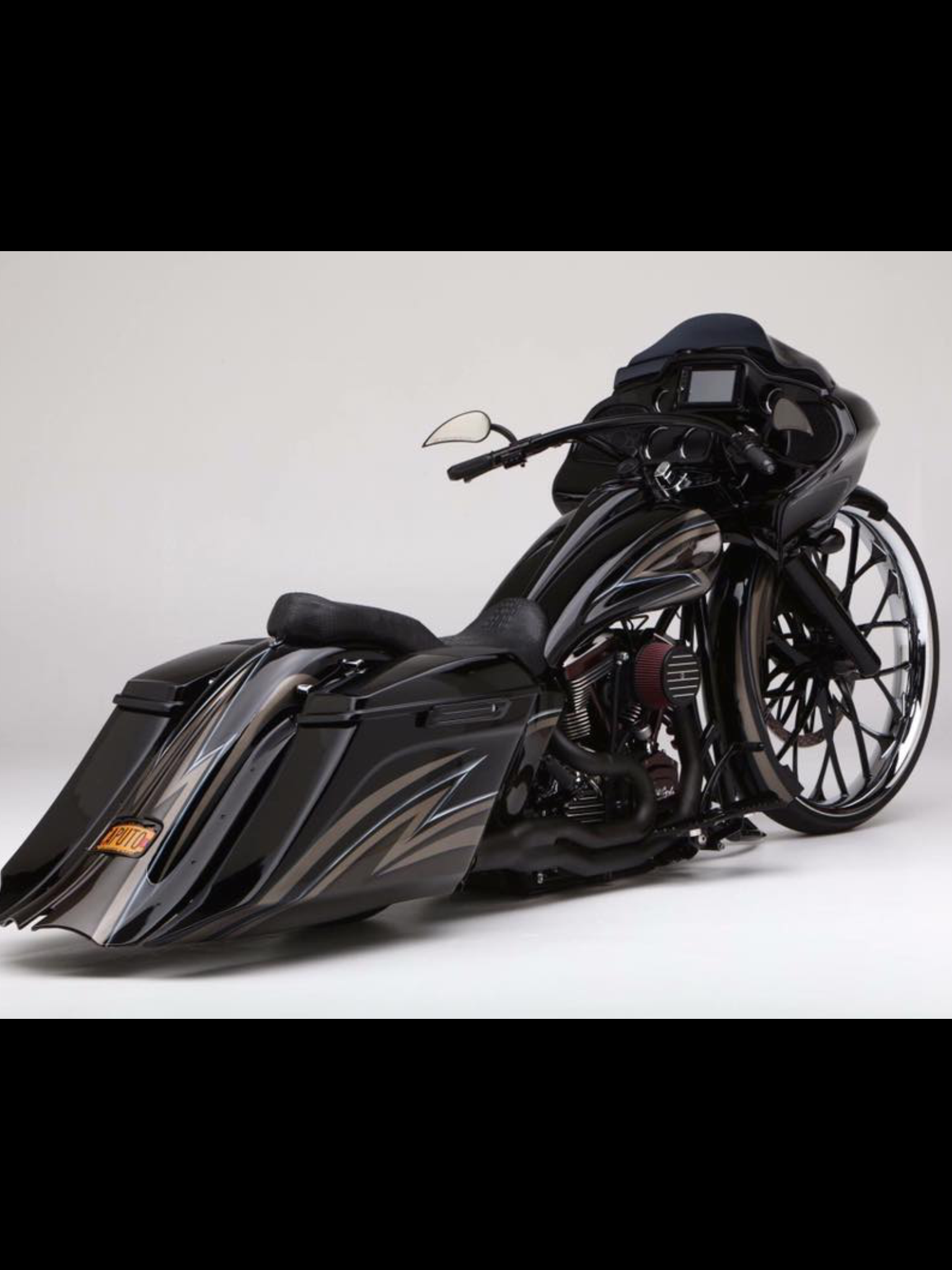 Pin By Rather Unique On Toys Toys Toys Harley Bikes Bagger Bagger Motorcycle