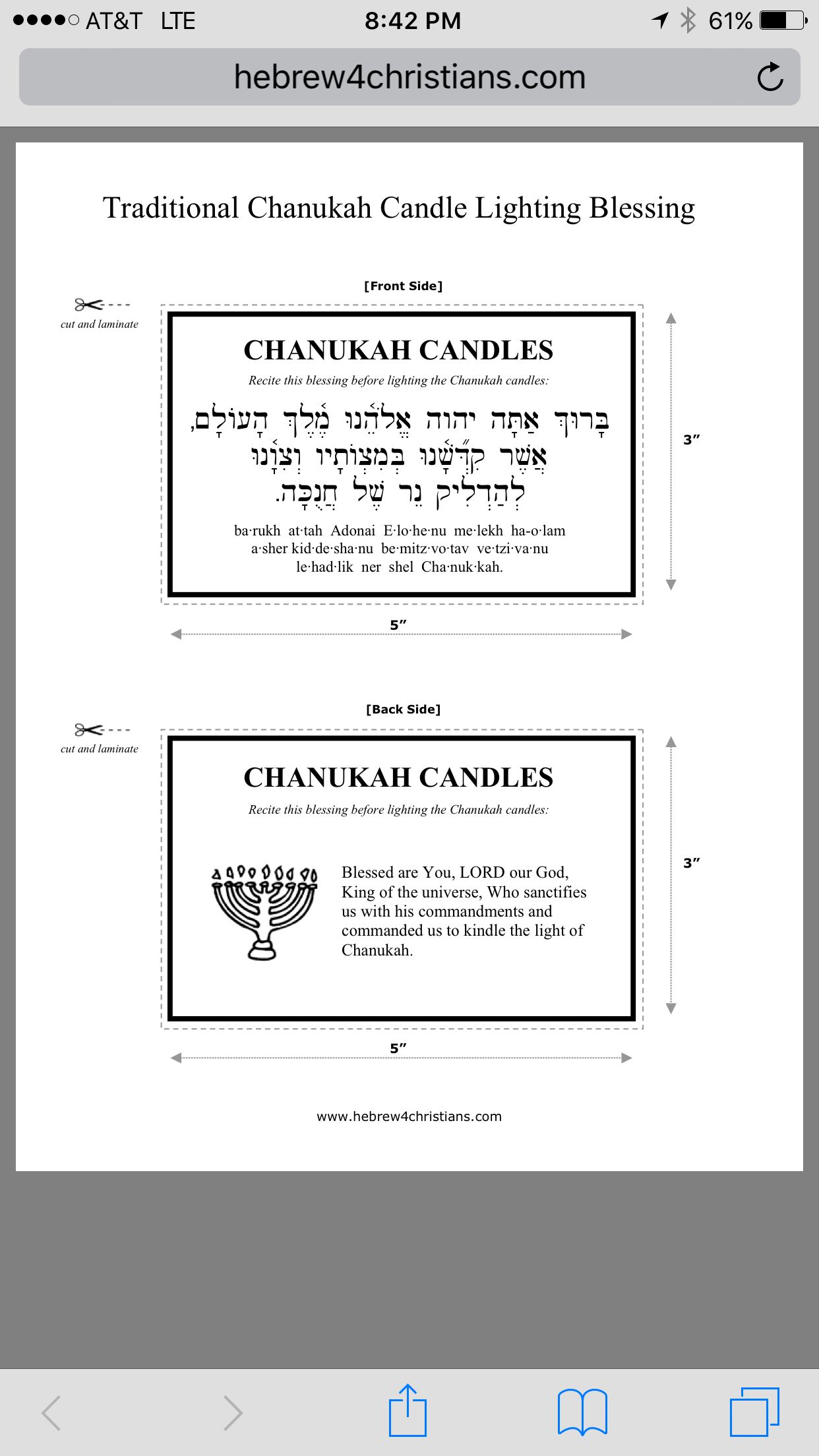 photograph about Hanukkah Prayer Printable known as Pin through Bree Trevino upon Chanukah Hanukkah blessings