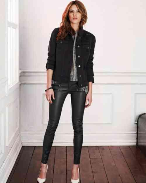 le style casual chic 32 tenues confortables pour femmes styl es o u t f i t s. Black Bedroom Furniture Sets. Home Design Ideas