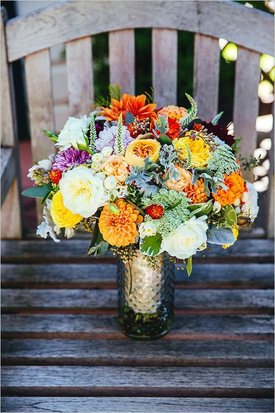 Cheerful Wedding in Carmel