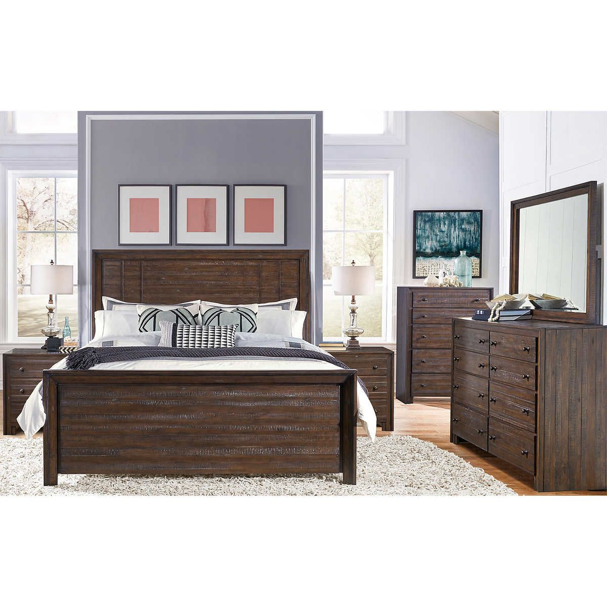 Pin by Milepost 24 on Pleasanton King bedroom sets